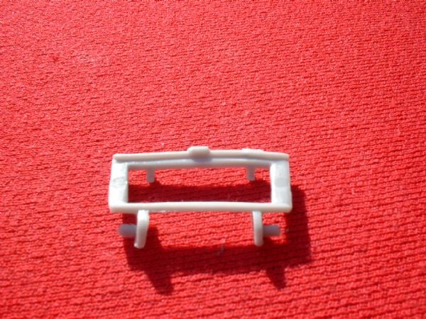 Dinky Toys 172 Fiat 2300 Station Wagon Grey Tailgate Plastic Window Frame (Each)